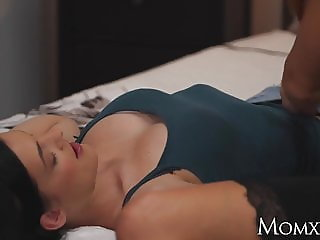 Amazing European Lesbian  Mom Old and Young Teen