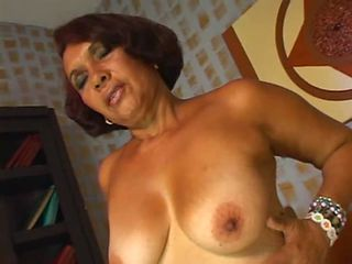 Amazing Brazilian Hairy Latina Mature