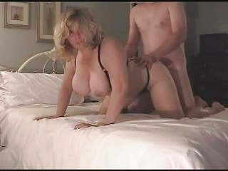 Amateur  Big Tits Doggystyle Mature Wife