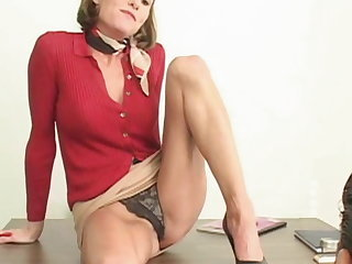Amazing Clothed Mature