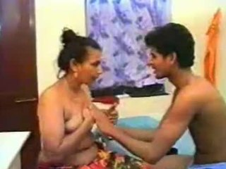 Amateur Homemade Indian Mature Mom Old and Young