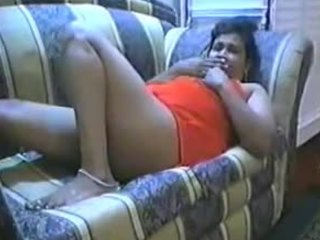 Amateur Chubby Indian Mature