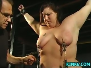 Bdsm Nipples Pain Slave