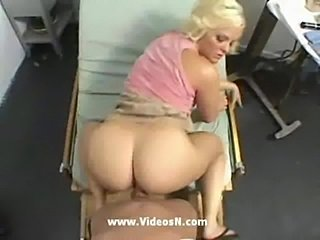 Ass Babe Blonde Doctor Doggystyle