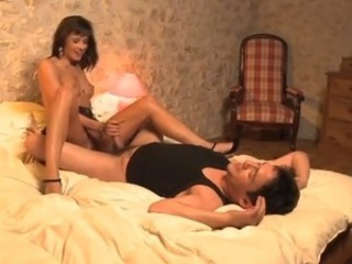 Babe European French Handjob