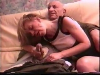 Amateur Daddy Daughter Handjob Old and Young