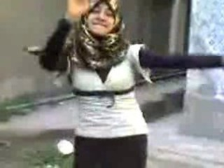 Amateur Arab Dancing