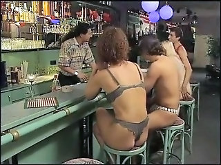 Drunk Groupsex Lingerie Orgy Party