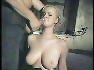 Big Tits Cumshot Facial European Italian Swallow Vintage