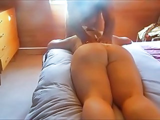 Amateur Ass Homemade Massage