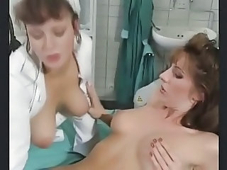 Doctor Natural Nurse Threesome Uniform