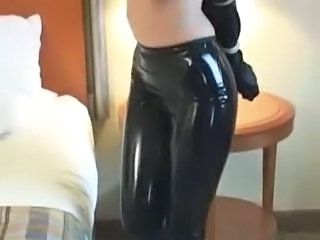 Bondage Erotic Latex