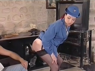 Anal European French Stockings Vintage