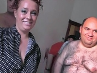 Amateur British Bukkake Facial European