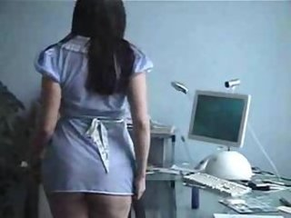 Ass Nurse Uniform