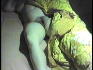 Amateur Chubby Hairy Homemade  Sleeping Wife