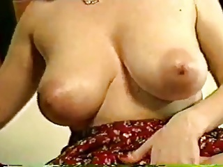 Chubby Masturbating Natural Nipples Webcam
