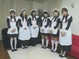 Coitus With The Maids