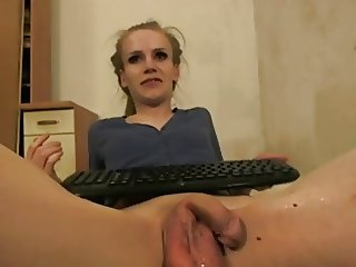 Nice Shemale on Cam BVR