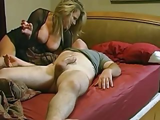 Amateur  Blonde Homemade  Wife