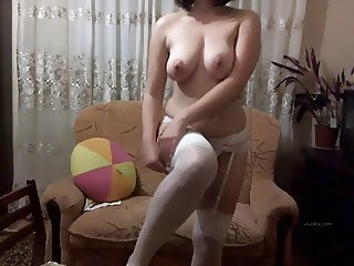 Big Tits Natural Stockings Webcam