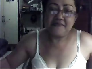 Asian Glasses Mature Webcam