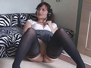 Kirsty Blue playing part1