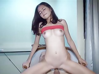 Young Thai Hooker From Bangkok