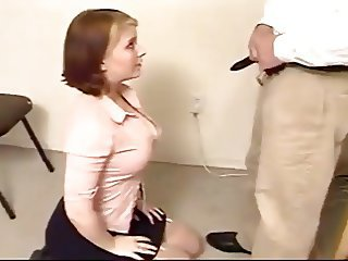 Submissive unprofessional slave learns be that as it may fro drag inflate dick