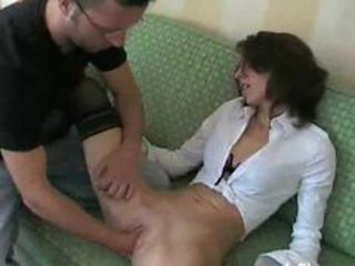 Refined Beginner doll brutally fisted make advances to she orgasms