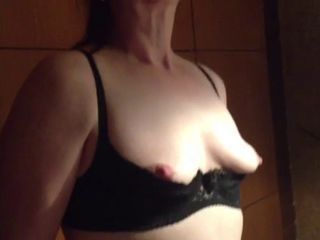 Amateur Homemade Nipples  Wife