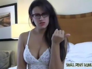 Your little penis is humiliating SPH