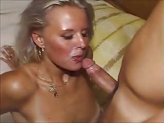 young german blonde  fucked by join up