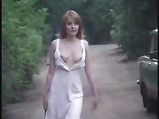 Amateur  Outdoor Public Russian