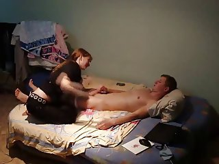 Young Russian Redhead first of all Hidden Cam