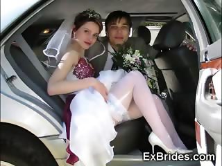 Cutes Brides or Tasteless Sluts?