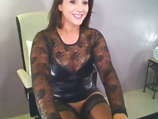 Cute Latex  Webcam