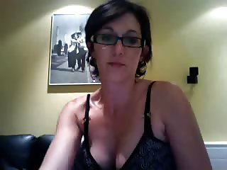 European French Glasses  Webcam