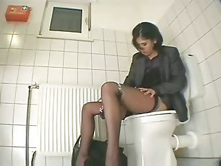 Stockings Toilet