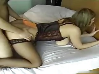 Amateur Doggystyle Hardcore Homemade Lingerie Wife