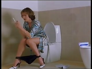 Cinematic Toilet Scenes #45