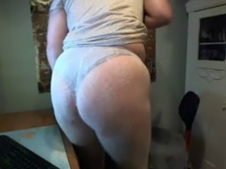 Amateur Ass Chubby Homemade Pantyhose Wife