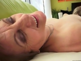 Grannies and Teens Pussy Lick Compilation