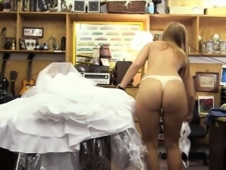 Amateur Ass Bride  Office