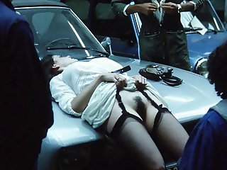 Car Gangbang Hairy  Outdoor Stockings Vintage