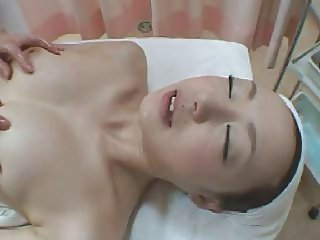 Asian Cute Massage