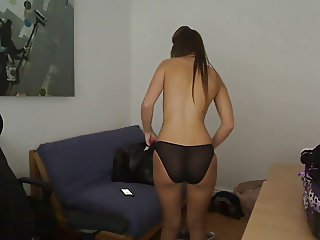 Ass HiddenCam Panty Voyeur