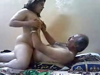 Amateur Arab Daddy Daughter Homemade Old and Young Riding