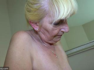 """OldNanny Young girl masturbate and licking"""" class=""""th-mov"""