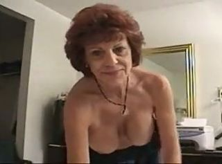 Horny Old Granny Offer hospitality to For A Fuck !